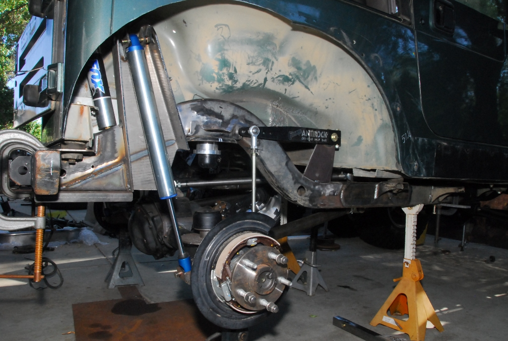 Jeep Cj Rear Sway Bar Installation Pictures To Pin On